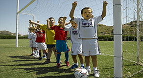 La Manga Club football facilities