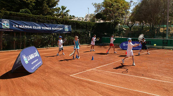 La Manga junior tennis academy