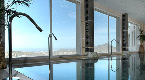 La Manga Club spa jacuzzi