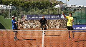 La Manga tennis academy