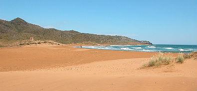 Calblanque Beach
