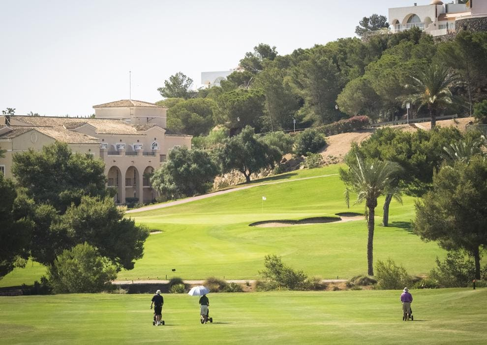 La Manga Club Golf